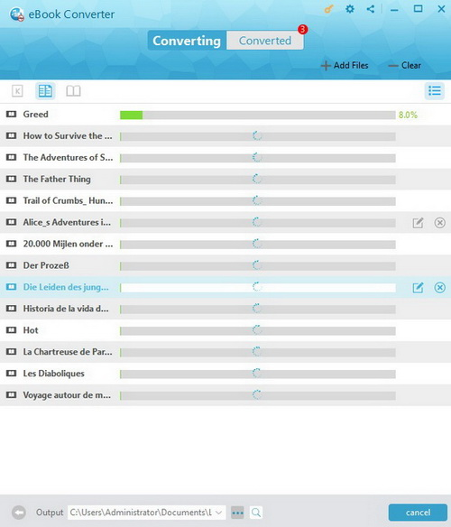 Drm freie ebooks  eBook Converter, 100% Free  2019-07-03