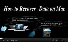 Leawo Data Recovery for Mac Video Demo