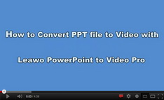 PowerPoint to Video Pro Video Guide
