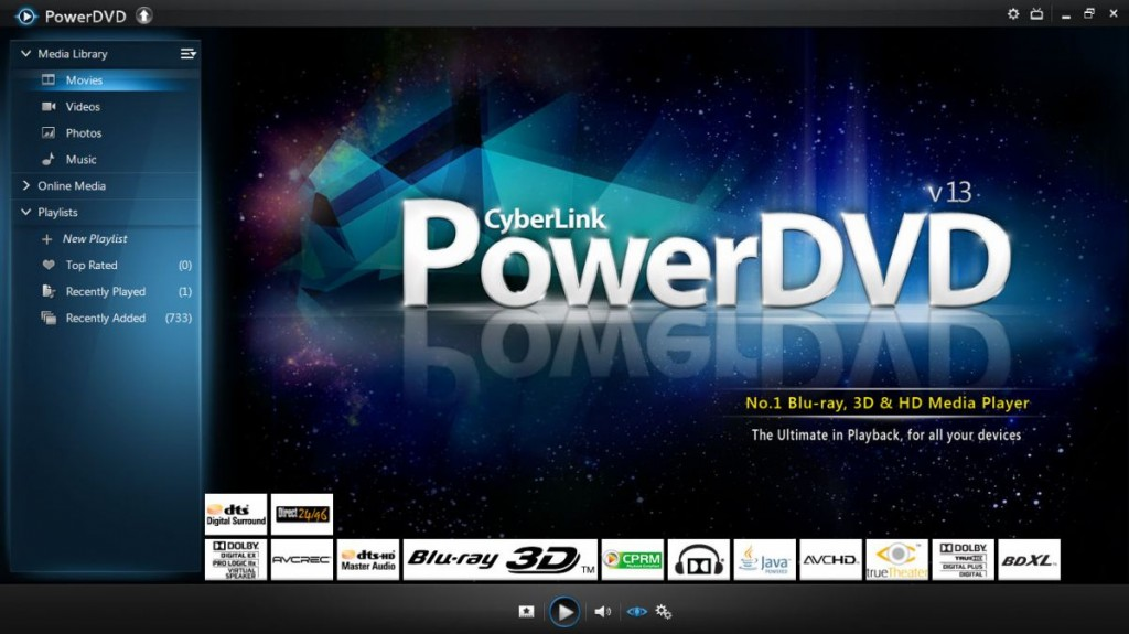 Power DVD 13