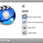 DVD プレーヤーでテレビ番組を再生するために、Macでテレビ番組をDVDに書き込み