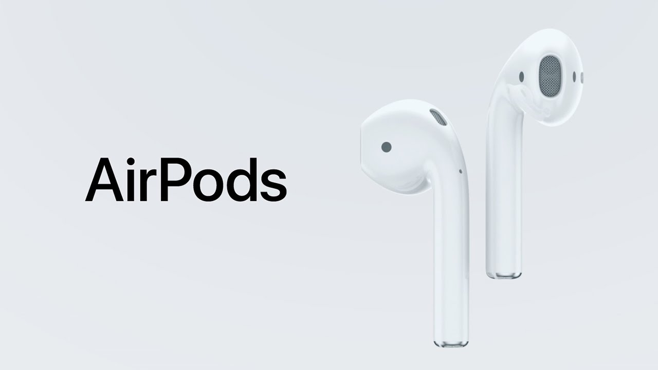iPhone-AirPods