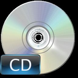 CD アイコン