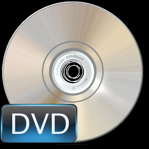 DVD アイコン