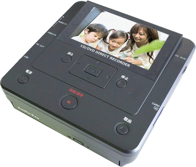BD-DVDライター