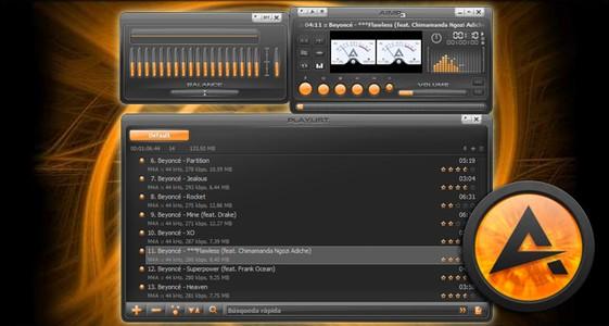 音楽再生ソフト