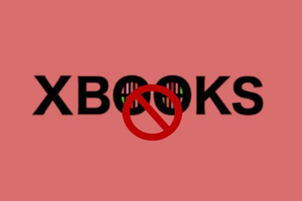 XBOOKS閉鎖