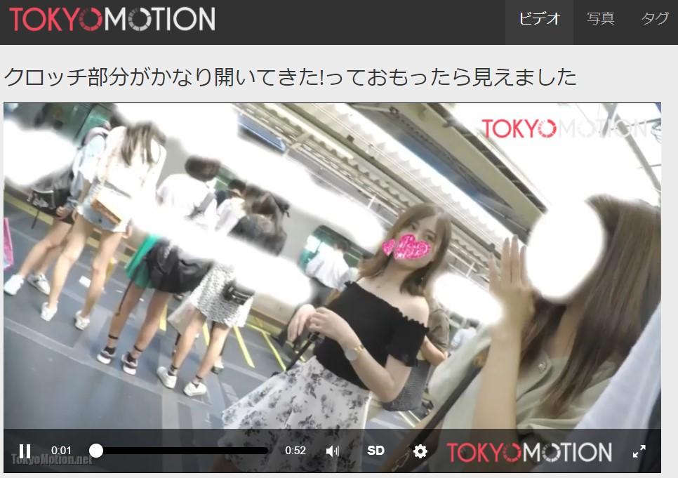 tokyomotion動画保存