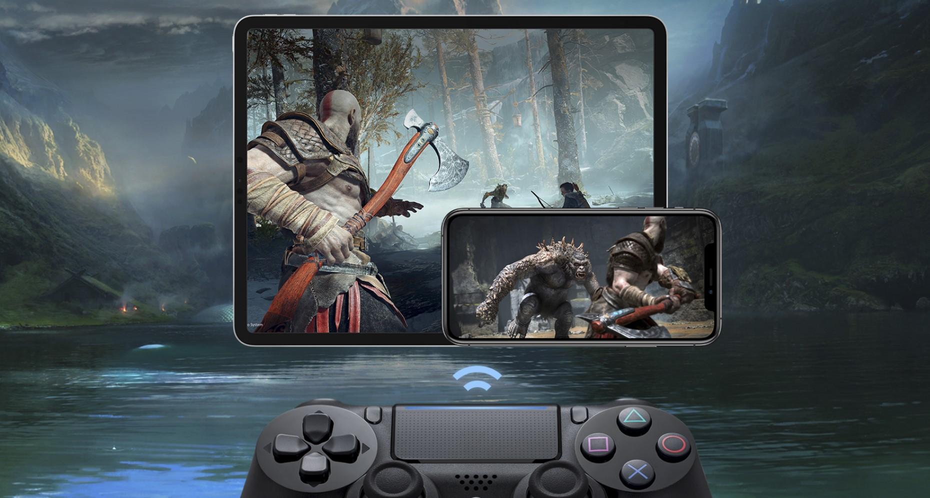 PS4-リモートプレイ