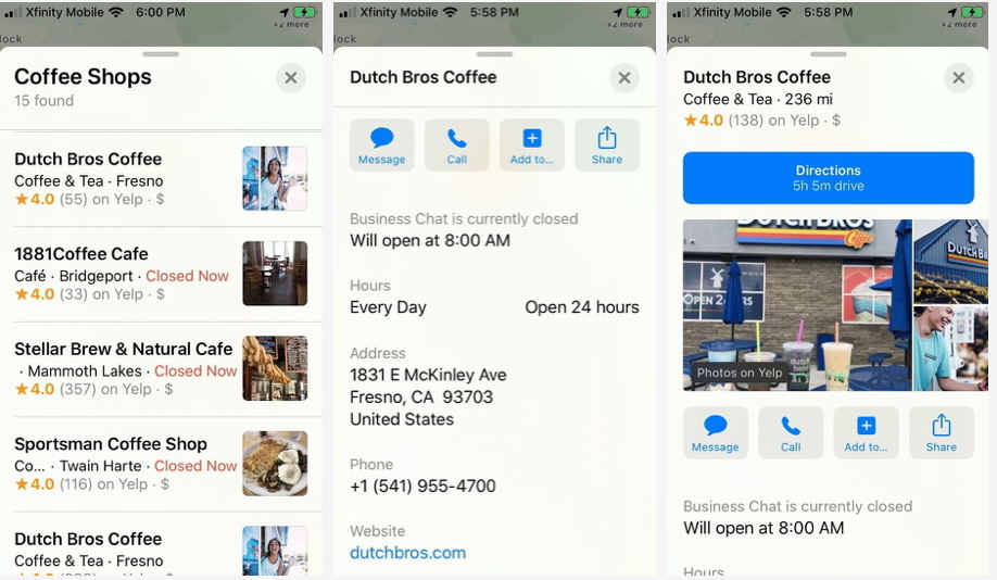 reviews-in-apple-maps