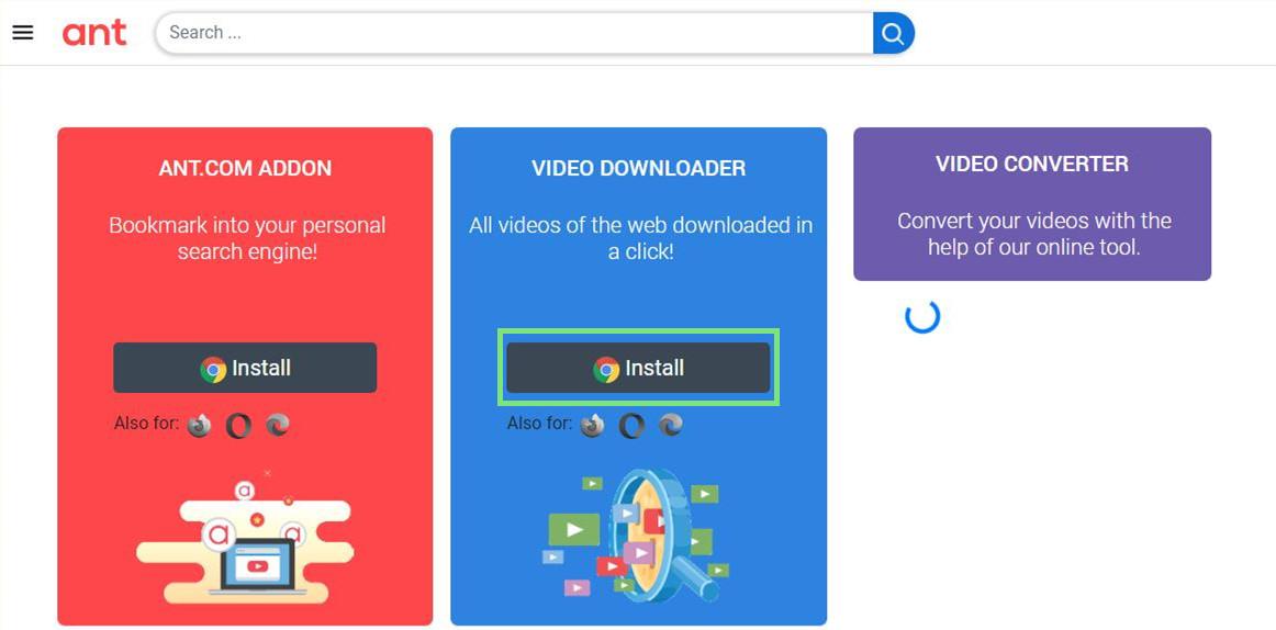 Chromeブラウザにインストールする方法