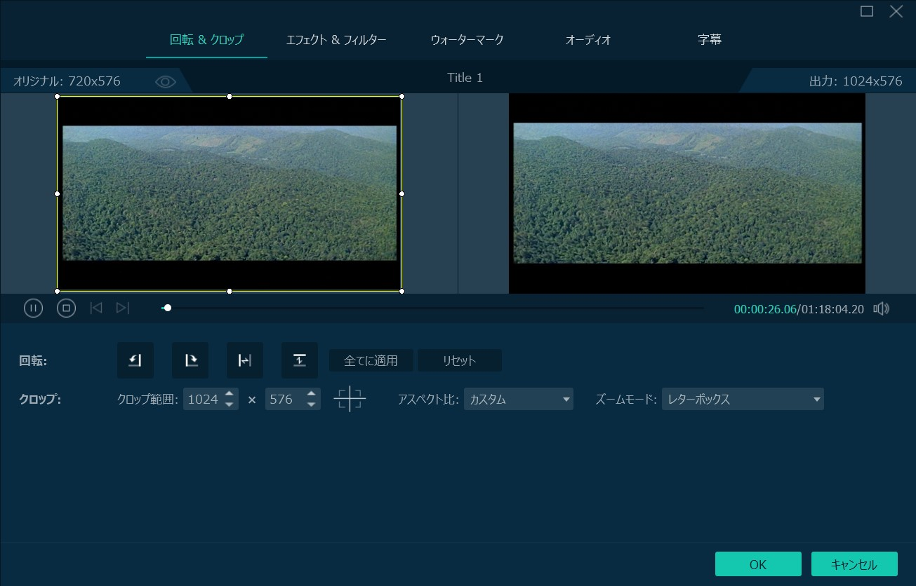 VideoSolo-BD-DVD-リッピングー編集