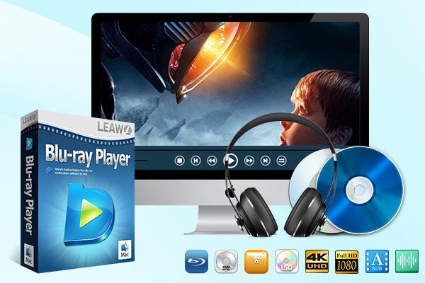 Leawo Blu ray Player for Mac