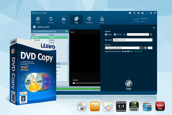 Windows 7 Leawo DVD Copy 8.0.0.0 full