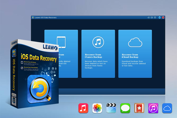 Recover lost files from iPhone, iPad or iPod