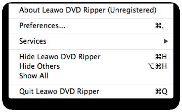 leawo-dvd-ripper-menu